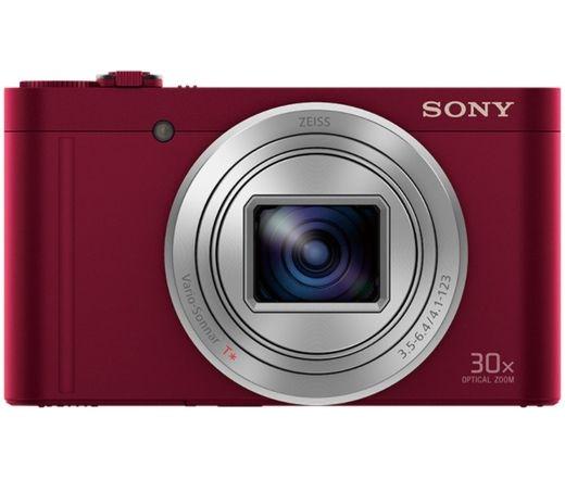 SONY DSC-WX500 Piros