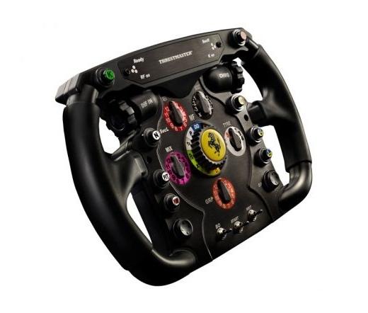 Thrustmaster Ferrari F1 kiegészítő kormány, RS szériához