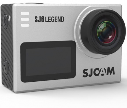 SJCAM SJ6 Legend ezüst