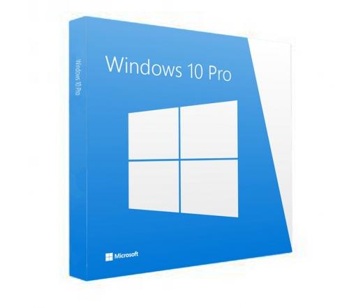 SW MS WINDOWS 10 Pro 64-bit ENG 1 Felhasználó OEM