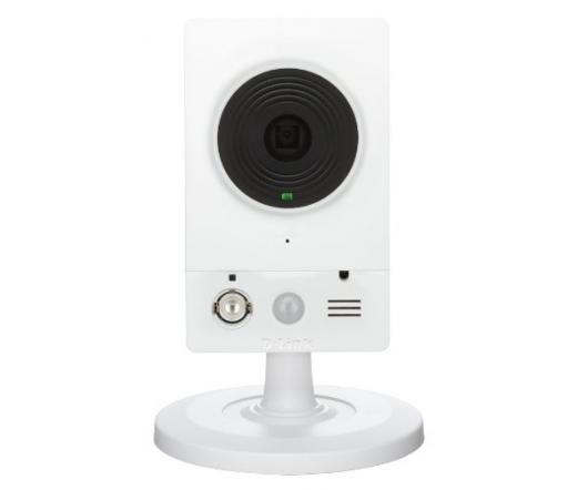 D-LINK DCS-2132L/E HD Wireless N Cube Cloud Camera