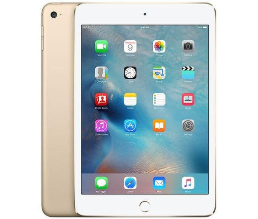 """TABLET APPLE iPad mini 4 7,9"""" Wi-Fi+Cellular 128GB Gold"""