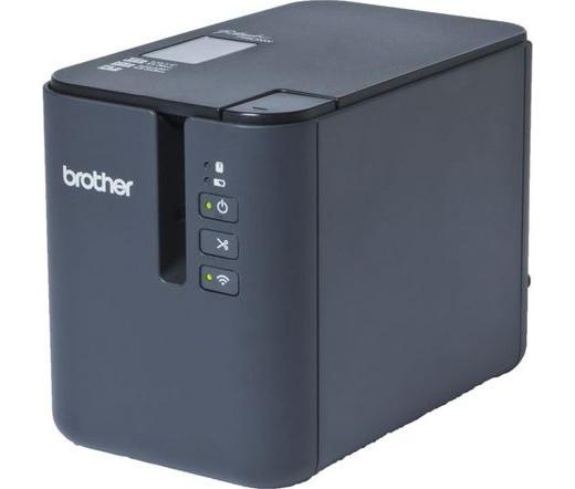 BROTHER PT-P900W címkéző (LAN/WiFi)