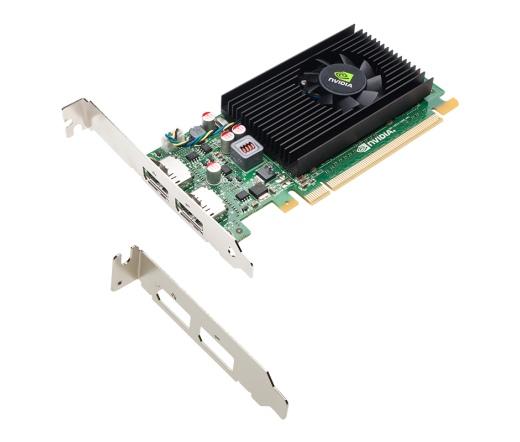 VGA PNY QUADRO NVS 310 1GB GDDR3 PCI-E X16 2xDP LP