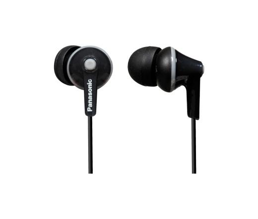 Panasonic RP-HJE125 fülhallgató fekete