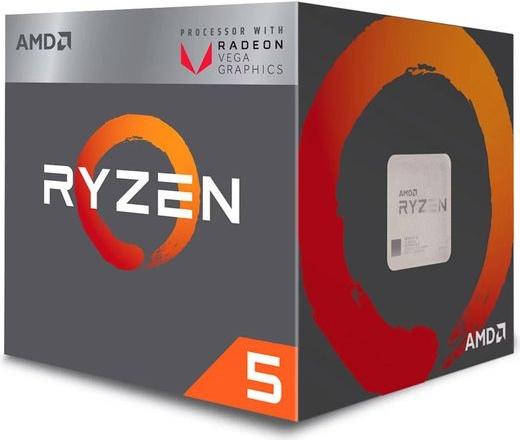 CPU AMD Ryzen 5 2400G AM4 BOX