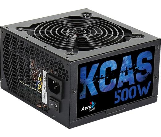 AEROCOOL KCAS 500W 80+ Bronze
