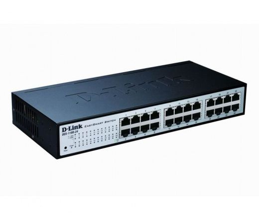 NET D-LINK DES-1100-24 24x100Mbps Switch EasySmart