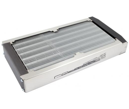 Aqua Computer airplex radical 2/240 - Aluminium