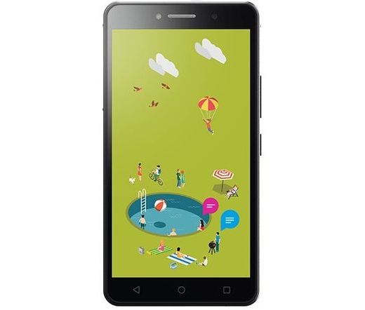 TEL ALCATEL OT-8050D Pixi4 DS Fekete 2017 edition