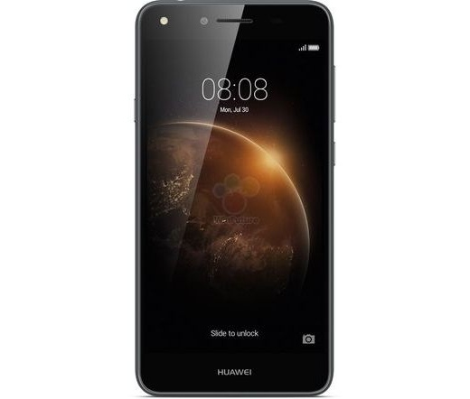TEL HUAWEI Ascend Y6 II Compact 16GB DS fekete
