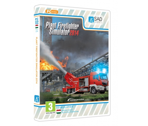 GAME PCS SAD Plant Firefighter S 14