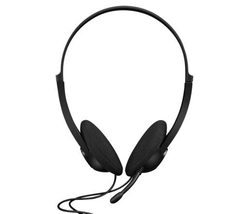 CANYON HEADSET CNE-CHS01B 1.8m Fekete