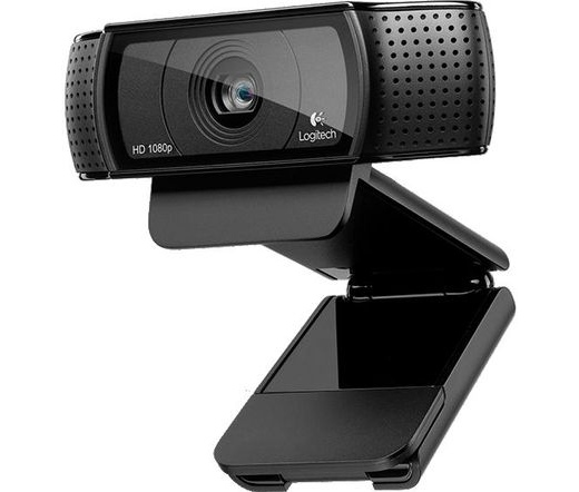 LOGITECH Webcam C920 HD Wer Occident Packaging