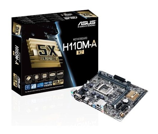 MBO Asus H110M-A/M.2