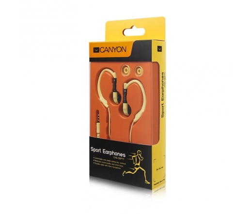 CANYON CNS-SEP1Y Earphone Yellow