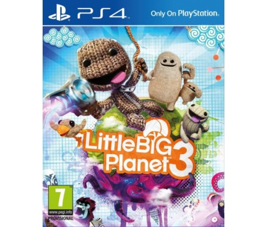 GAME PS4 LittleBigPlanet 3