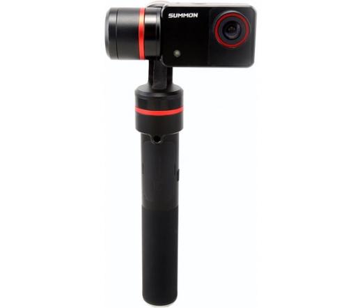 Feiyutech Summon 3 tengelyes stabilizátor beépített 4K kamerával