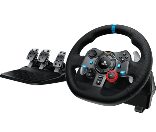 LOGITECH G-29 Driving Force Racing wheel