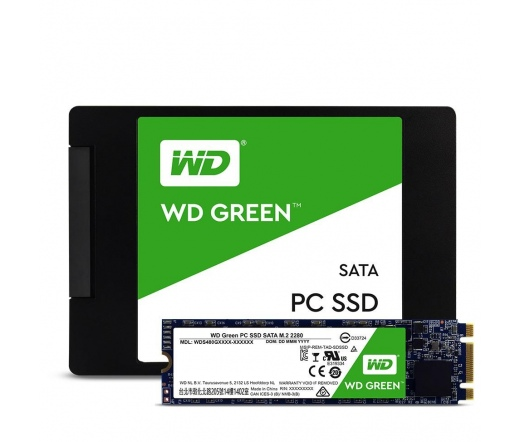 SSD WD Green PC M.2 120GB