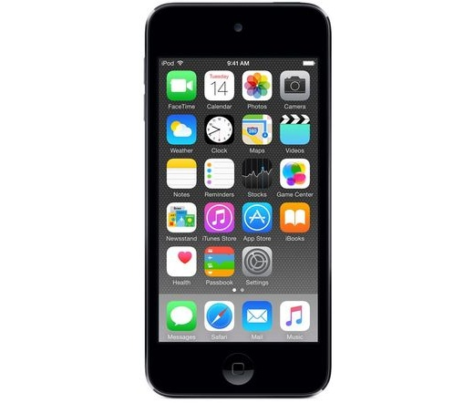 APPLE iPod touch 32GB 6th generation space gray
