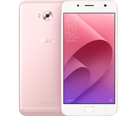 """Asus ZenFone Live 5.5"""" 16GB DS Rose Pink"""