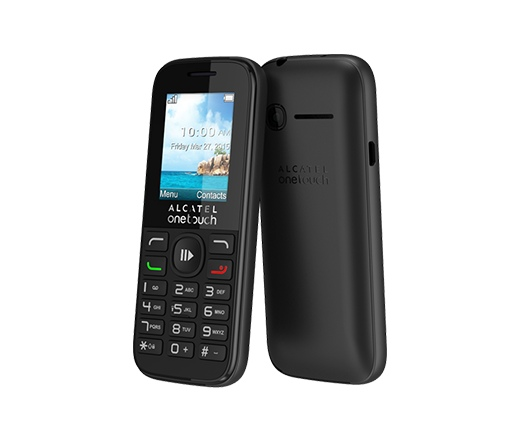 TEL ALCATEL 1050D Black