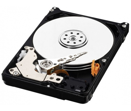 HDD NOTEBOOK WD 500GB 5400RPM 16MB SATA II AV-25 WD5000LUCT