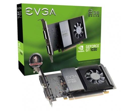 VGA EVGA GeForce GT SC 1030 2GB