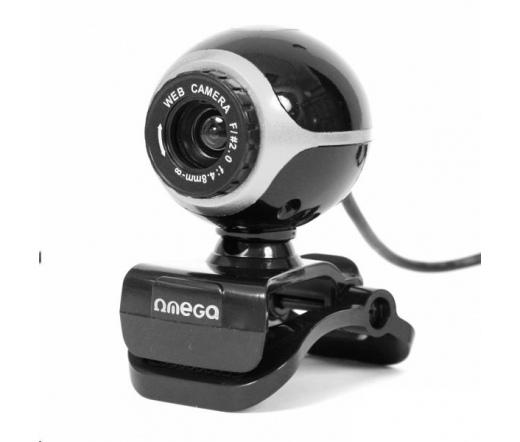 OMEGA Webkamera + Microfon C10