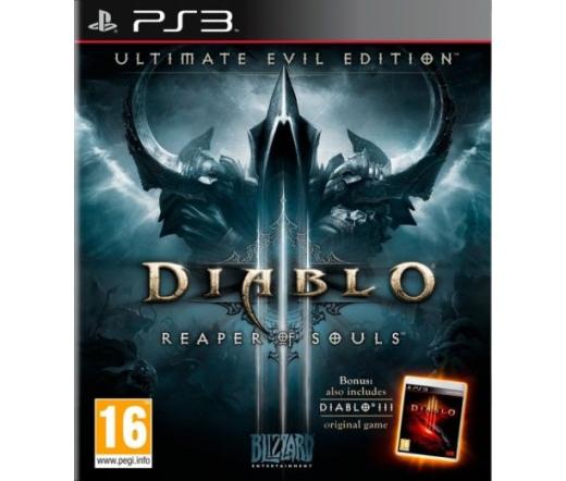 GAME PS3 Diablo 3 ULTIMATE EVIL ED