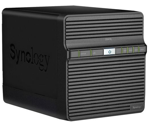 NAS SYNOLOGY DS416J (4 HDD)