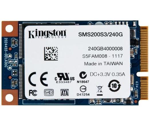SSD mSATA KINGSTON mS200 240GB