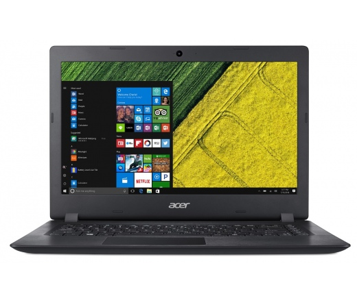 NBK Acer Aspire 3 A315-33-C2DX notebook fekete