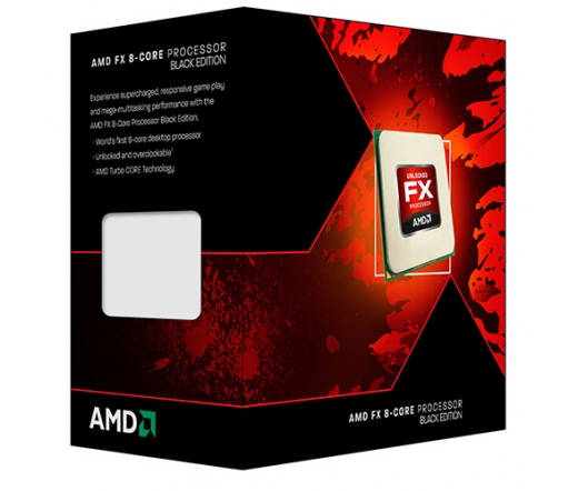AMD FX-6350 BOX 4,2Ghz 6 mag AM3+ 125W