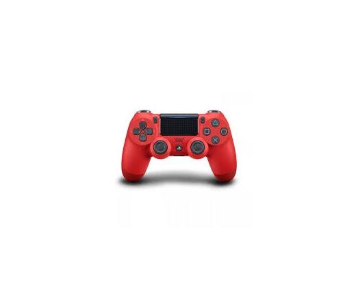 Sony Dualshock 4 V2 kontroller - piros