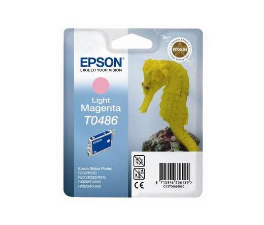Patron Epson T0486 Light Magenta 13ml (C13T04864010)