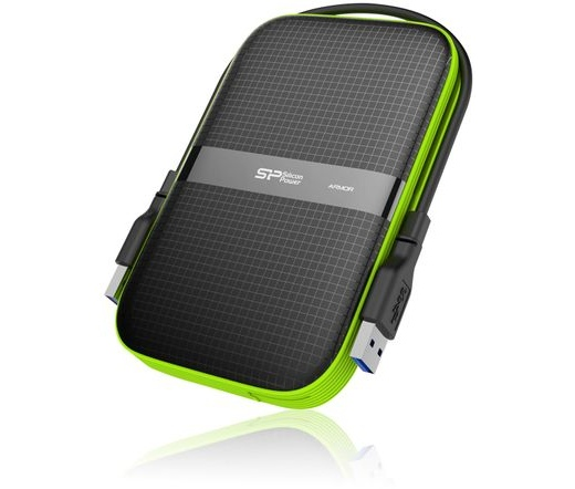 HDD EXT Silicon Power Armor A60 500GB Fekete