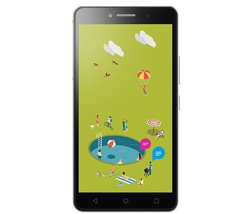 TEL ALCATEL OT-8050D Pixi4 DS Arany 2017 edition