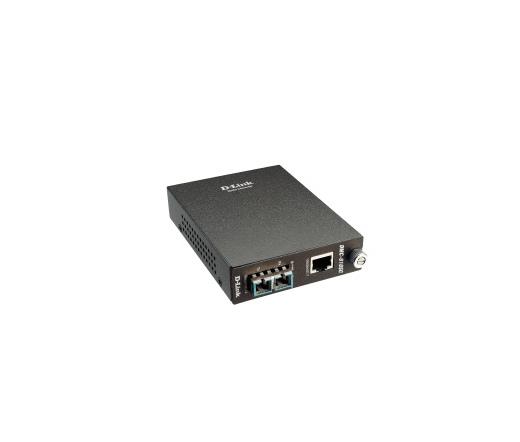 NET D-LINK DMC-810SC/E 1000BaseT to 1000BaseLX Singlemode Media Converter