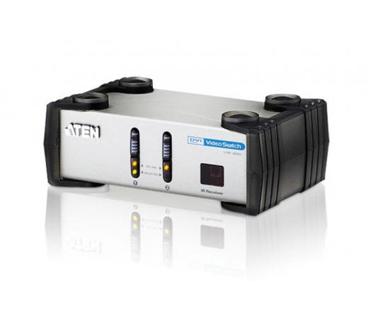 ATEN VanCryst DVI Vid.Switch VS-261