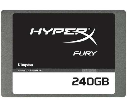 "SSD SATA 2,5"" KINGSTON 240GB HyperX Fury"