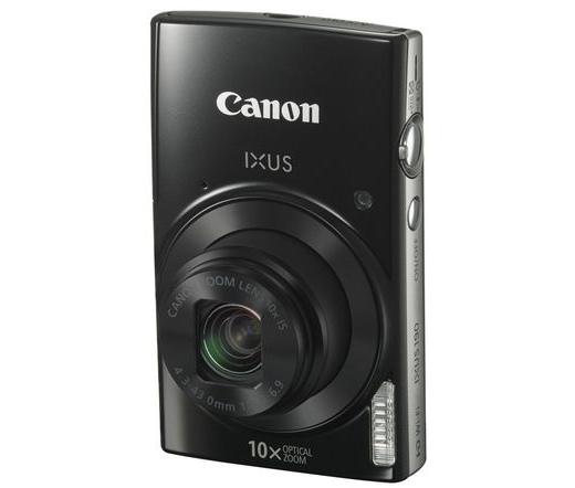 CANON IXUS 190 Fekete