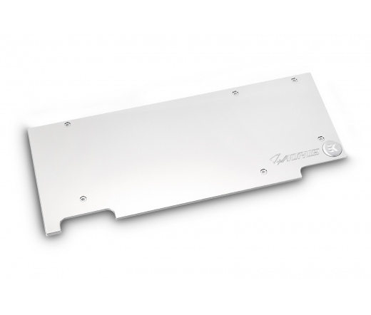 EK WATER BLOCKS EK-FC1080 GTX Ti Aorus Backplate - Nickel