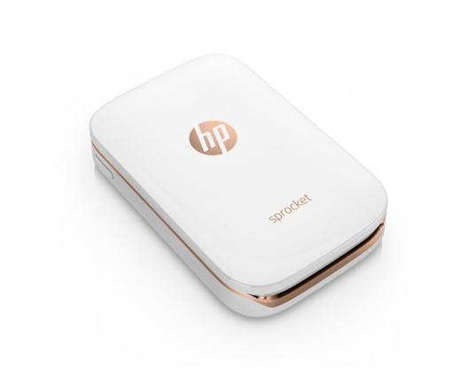 HP Sprocket fehér