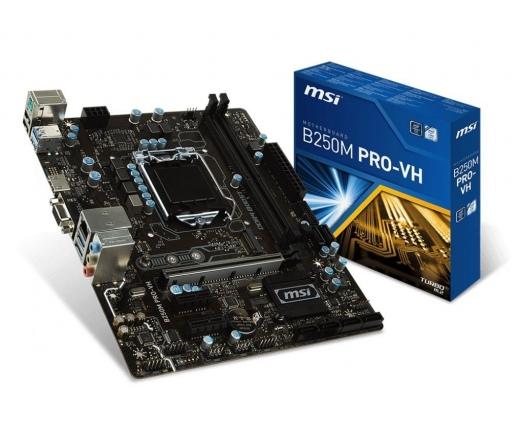 MBO MSI B250M Pro-VH