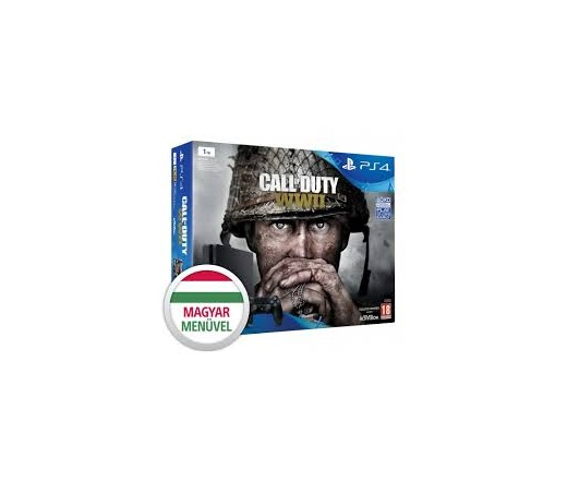 SONY PS4 1TB + CoD WWII + That`s you Kupon