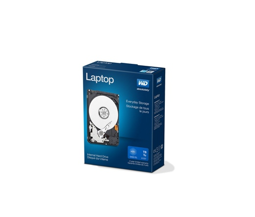 "HDD NOTEBOOK WD Laptop Mainstream SATA-II 5400rpm 2,5"" 1TB"