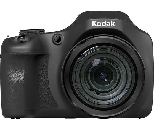 Kodak PixPro AZ652 fekete digitális fényképezőgép