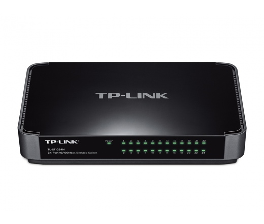 NET TP-LINK TL-SF1024M 24port switch metal